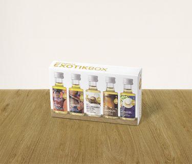 Exotikbox mit 5 Fandler Minis