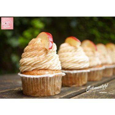 Veganer Cupcake von Judith und die Torten