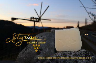 Styrian Luxury Soap  mehr dazu: https://sabinesseifenstyrianluxury.onepage.me/