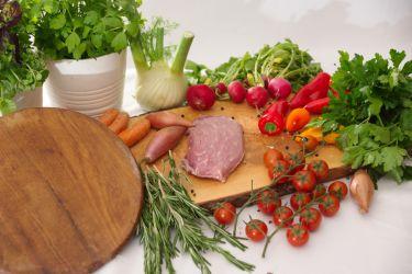 Schnitzel vom Schwäbisch-Hällischen Landschwein