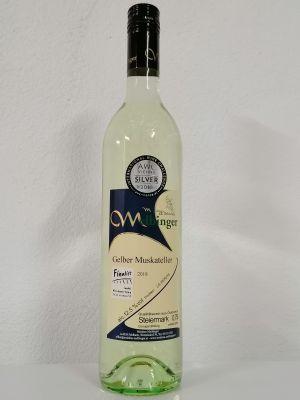 Silber bei AWC-Weinverkostung