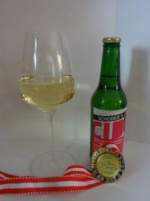 Prämierter Apfel Cider