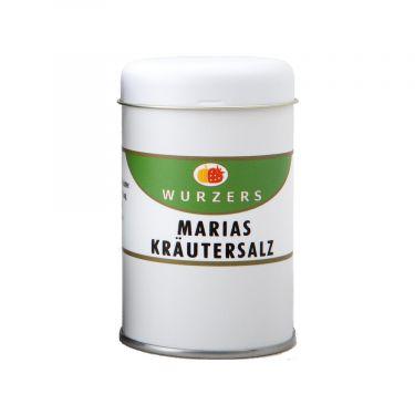 Wurzers Marias Kräutersalz 120g