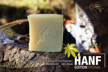 Styrian Luxury Soap HANF mit HANFÖL aus der Steiermark Handgemacht in der Südsteiermark Kitzeck