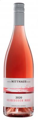 HB Rosé 2020 Flaschenfoto