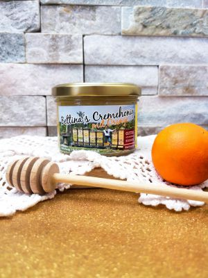 Bettina`s Cremehonig mit Orange
