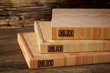 SteakBLOCK 3 Größen